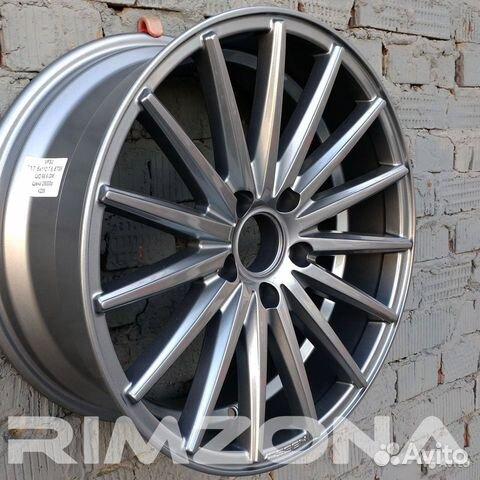 Новые диски Vossen VFS2 VSN на Skoda, Volkswagen 89053000037 купить 2