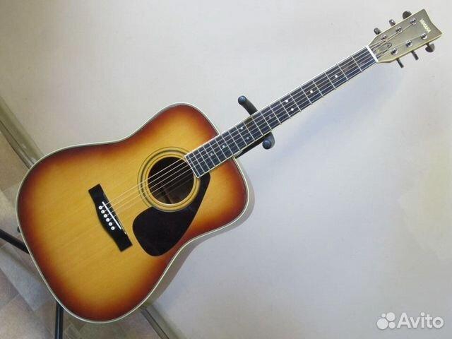 89025069832 Акустическая гитара Yamaha L-5S (1981 Japan)