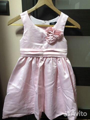 Нарядное пышное платье 89082680032 купить 4