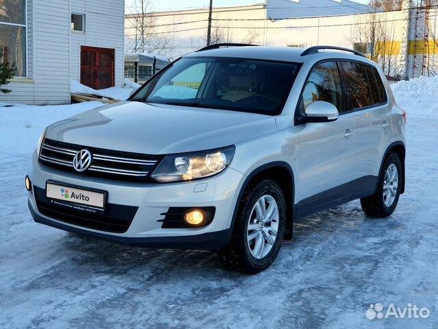 Volkswagen Tiguan, 2014 köp 2