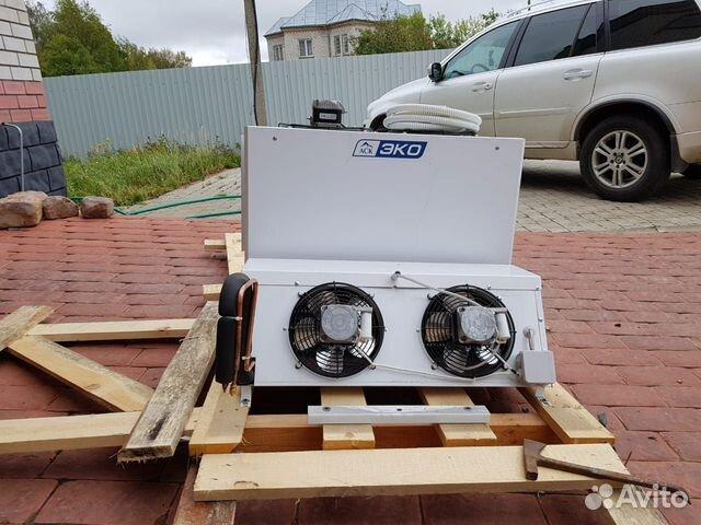 Сплит-система для холодильной камеры 89587629065 купить 2