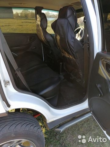 Chevrolet Niva, 2016 89606391949 купить 6