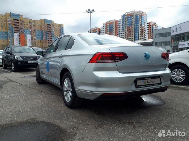 Volkswagen Passat, 2020 купить 4