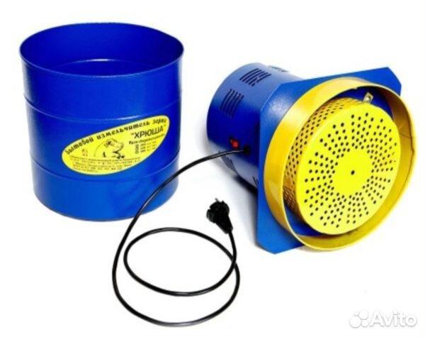 Зернодробилка Хрюша-400, доставка, новая 89209898393 купить 1