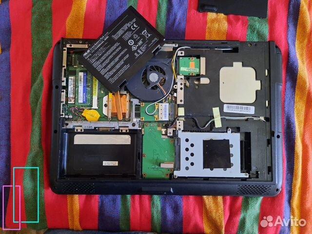Ноутбук Asus K50AB купить 8