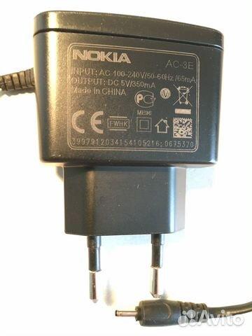 Зарядка для телефона Nokia