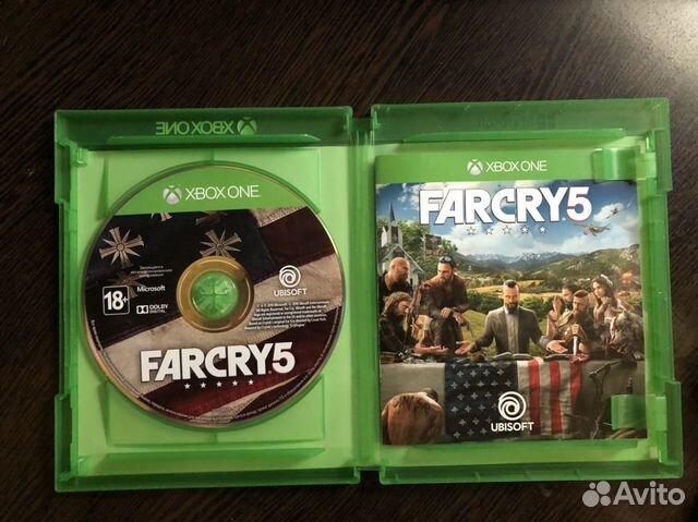 Farcry 5 xbox ONE 89101236132 купить 1