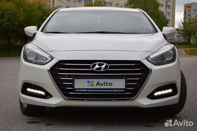 Hyundai i40, 2015 89065639441 купить 2
