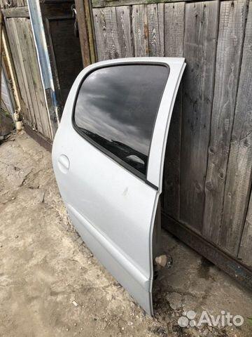 Задняя правая дверь Пежо 206 Peugeot 206 89531949555 купить 3