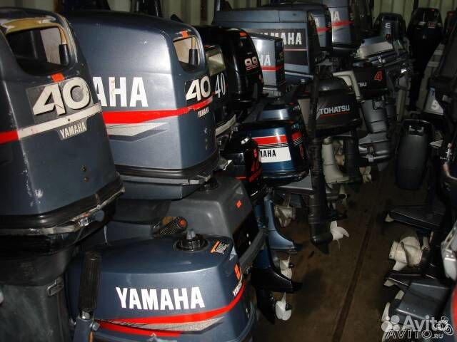 лодочные моторы yamaha и запчасти к ним в владивостоке