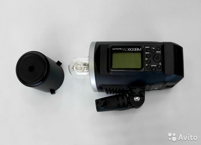 Студийная вспышка Godox Witstro AD600BM kit (х1)  купить 2