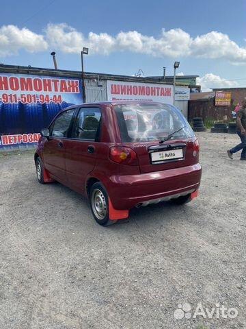 Daewoo Matiz, 2008  89062928696 купить 3