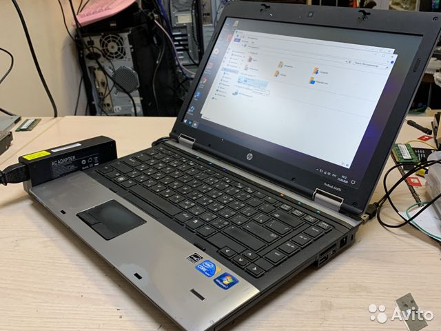 Не встречай по одежке HP ProBook 6440
