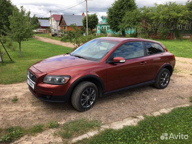 Volvo C30, 2008  89065617545 купить 2