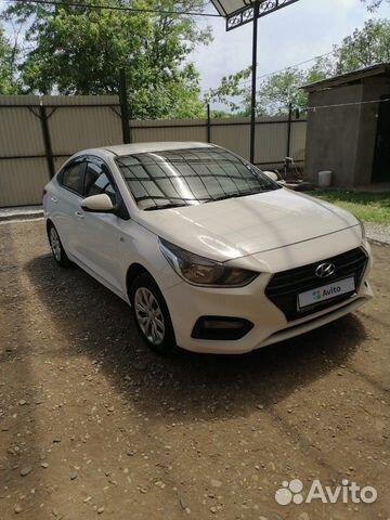 Hyundai Solaris, 2017 купить 2