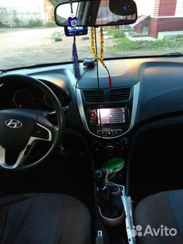 Hyundai Solaris, 2011  купить 5