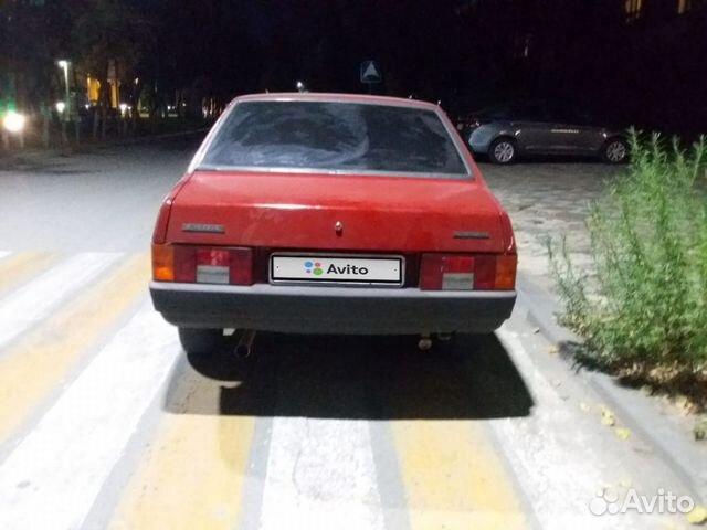 ВАЗ 21099, 1993  купить 3