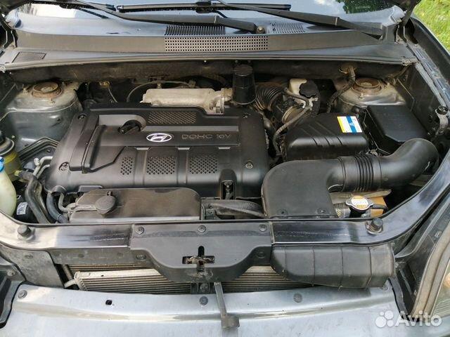 Hyundai Tucson, 2007  купить 10