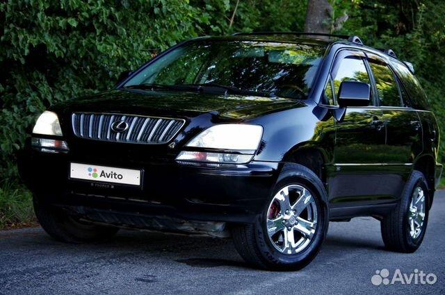 Lexus RX, 2003  89622639631 купить 10