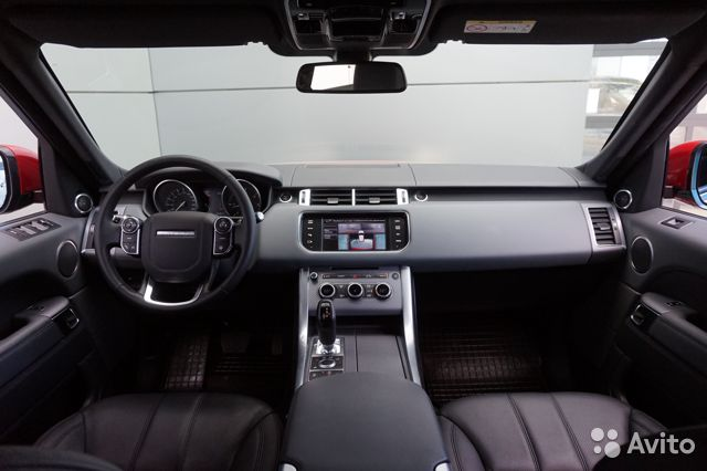 Land Rover Range Rover Sport, 2013  88612441450 купить 7