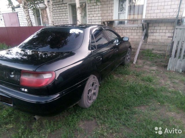 Toyota Carina, 1994  89050833169 купить 2