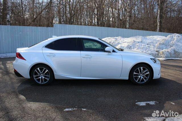 Lexus IS, 2018  89871489067 купить 5