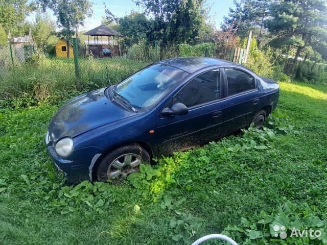 Chrysler Neon, 2000  89097975331 купить 1