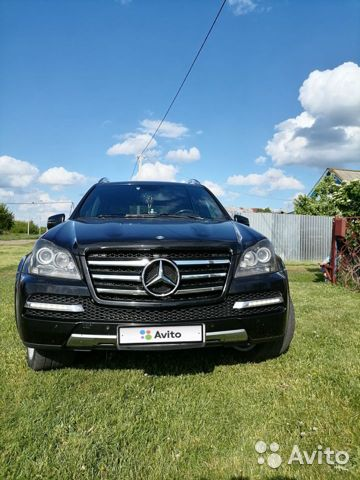 Mercedes-Benz GL-класс, 2011  89278348658 купить 7