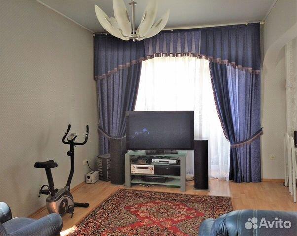 3-к квартира, 74 м², 4/4 эт.  89343343634 купить 3