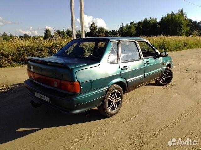 ВАЗ 2115 Samara, 2001  купить 7