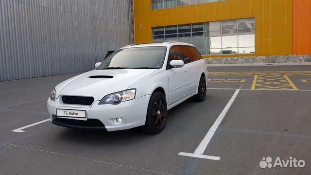 Subaru Legacy, 2003  купить 1