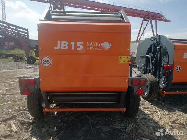 Пресс-подборщик Навигатор JB15  89505963697 купить 2
