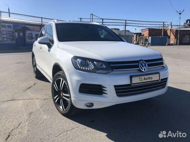 Volkswagen Touareg, 2012  89090542645 купить 1