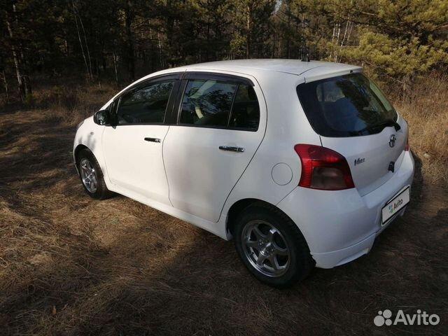 Toyota Vitz, 2005  89644620955 купить 2