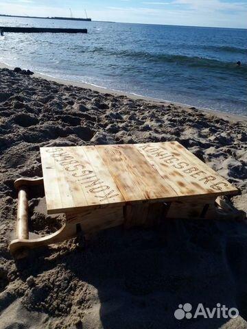 Столик трансформер для пикника ручной работы  89062199800 купить 6