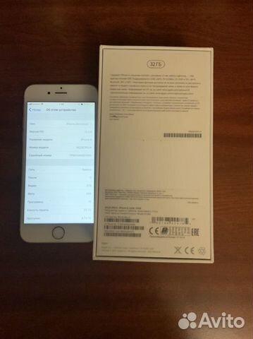 Телефон iPhone 6 32g  купить 8