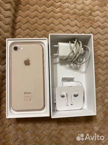 iPhone 8 64Gb  89535395556 купить 2