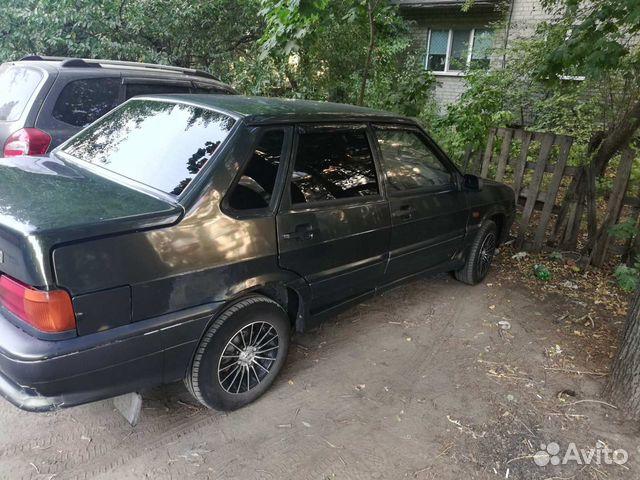 ВАЗ 2115 Samara, 2006  89011466547 купить 5