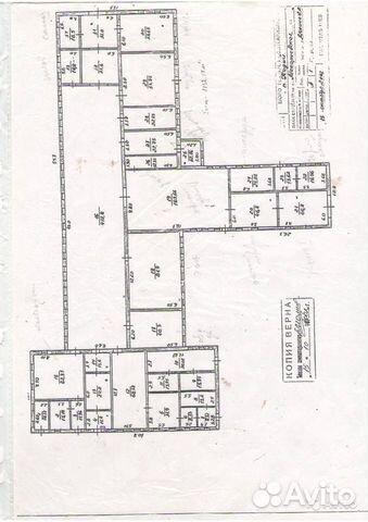 Производственное помещение, 1452.84 м²