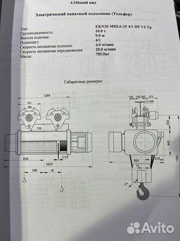 Тали электрические Болгария