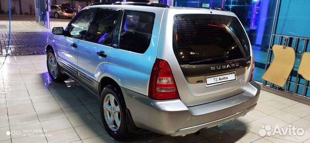 Subaru Forester, 2003  89883852509 купить 1