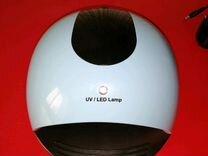 80w. Led-лампа, для сушки гель-лака