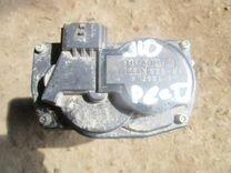 Дроссельная заслонка Nissan Qashqai (J10)