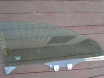 Стекло двери переднее правое левое honda accord 8