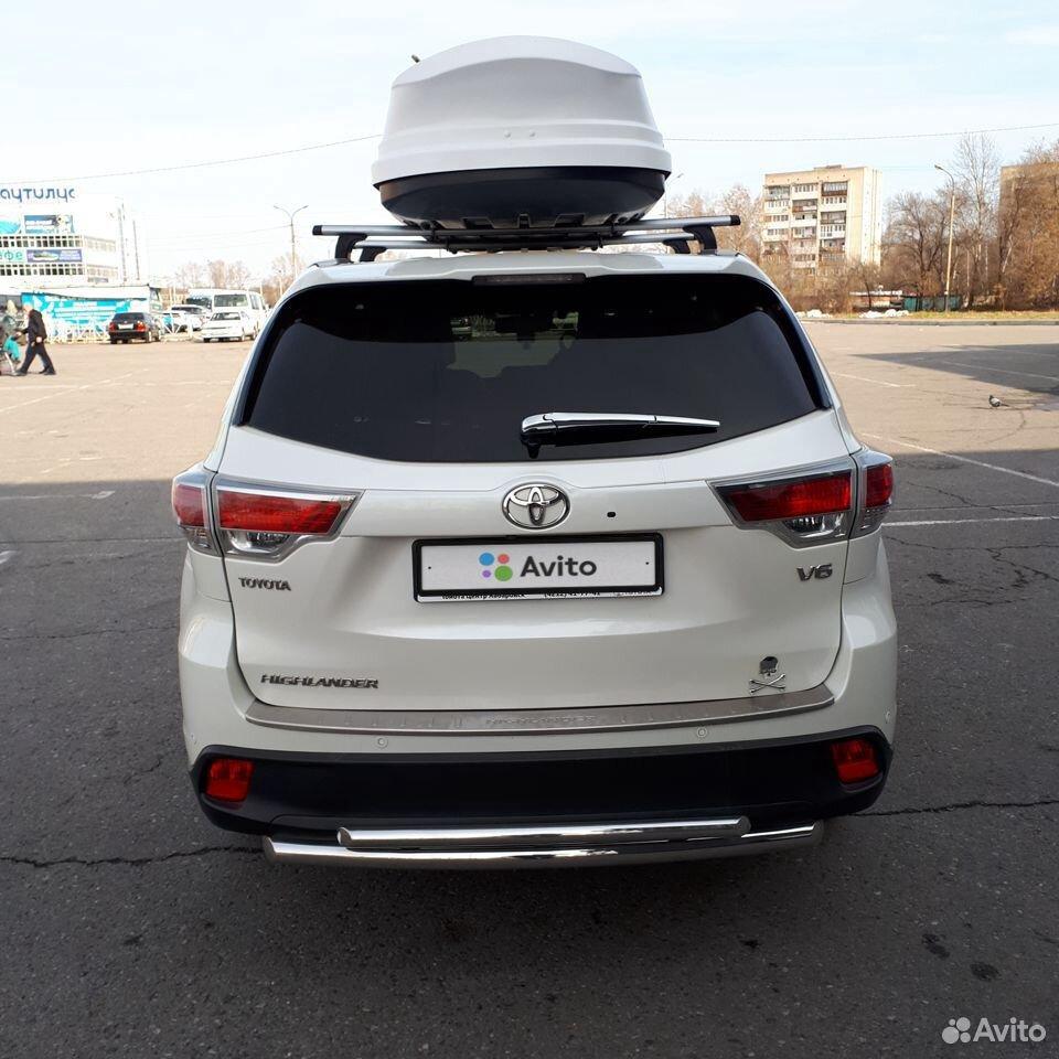 Toyota Highlander, 2014 89638200277 купить 4