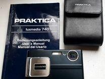 Немецкая цифровая фотокамера Praktica luxmedia7403