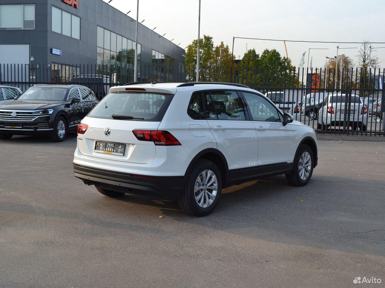Volkswagen Tiguan, 2020 89873219318 купить 3