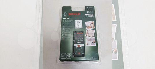 Bosch Entfernungsmesser App : Bosch Цифровой лазерный дальномер plr c сенсорный экран