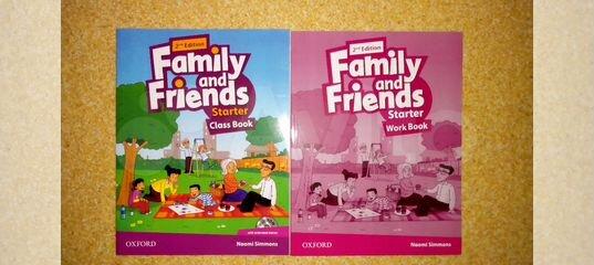 friends 1 учебник скачать бесплатно