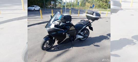 Мотоцикл Xonda VFR1200FD